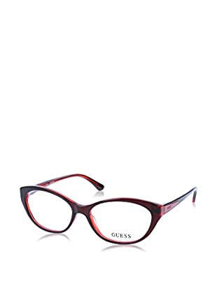GUESS Gestell 2468 (52 mm) rot