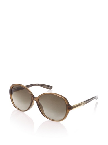 Bottega Veneta Women's BV163/F/S Sunglasses (Brown Beige Brown)