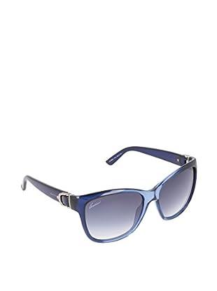 Gucci Sonnenbrille 3680/SJJ4TF blau 56 mm