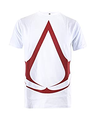 ICONIC COLLECTION - ASSASSINS CREED Camiseta Manga Corta Classic Logo