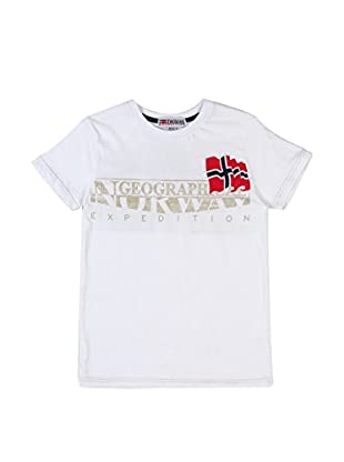 GEOGRAPHICAL NORWAY T-Shirt Sngt