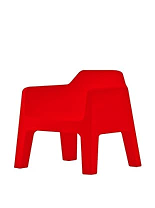PEDRALI Silla Plus Air 631 Kid Rojo