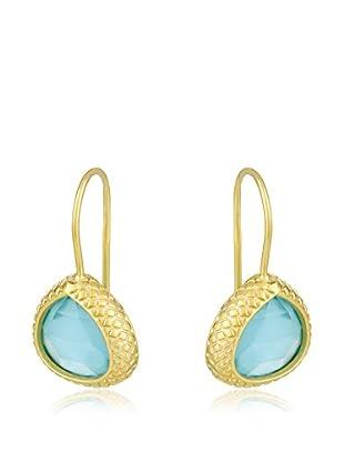 Coralia Leets Ohrringe  himmelblau