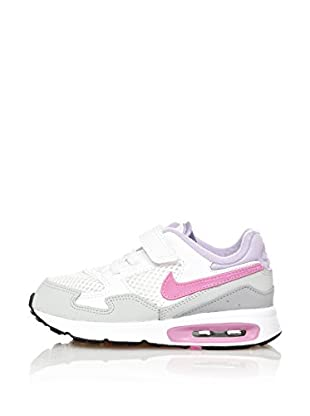 Nike Zapatillas Air Max St (Tdv) (Blanco / Rosa)
