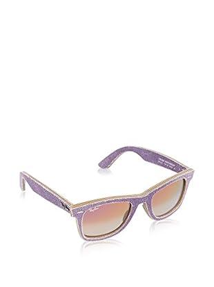 Ray-Ban Sonnenbrille Mod. 2140 1167S5 violett