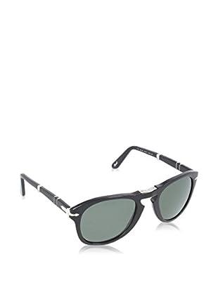 Persol Sonnenbrille Polarized PO 714 95/58 52 (52 mm) schwarz