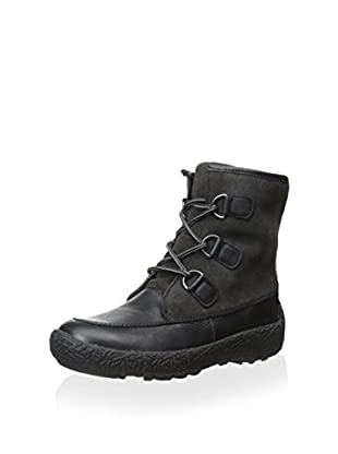 Cougar Women's Cayuga Lace-Up Insulated Snow Boot (Black/Smoke)