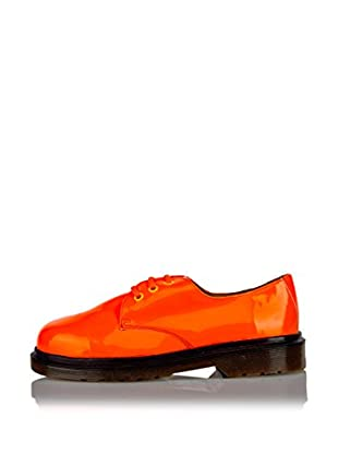 Buffalo London Zapatos Clásicos Oliver (Naranja)