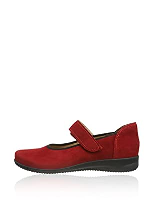 Ganter Zapatos  Fiona, Weite F (Rojo)