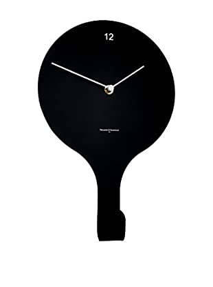 Diamantini & Domeniconi Reloj De Pared En Suspend Negro