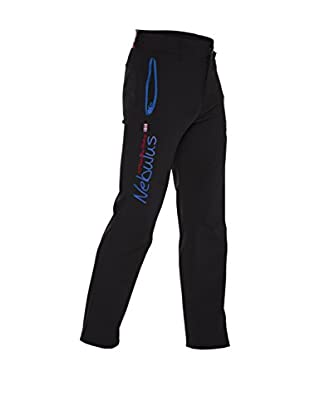 Nebulus Softshellhose Straight