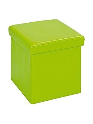 13 Casa Puff Contenedor Fold A3 Verde