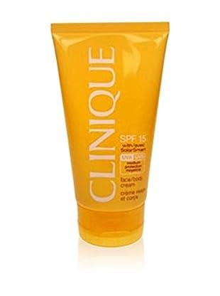 Clinique Sonnencreme Clinique Solar Face / Body Cream SPF15 150 ml, Preis/100 ml: 13.96 EUR