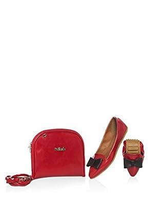 Rollbab Ballerina Crimson Lucina
