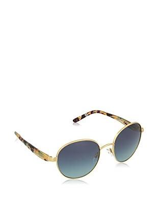 Michael Kors Gafas de Sol MK1007 10934S (52 mm) Dorado