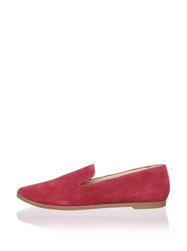 Matt Bernson Women's Gitanes Smoking Shoe (Red)