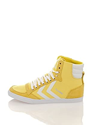 Hummel Hightop Sneaker Slimmer Stadil High Canvas