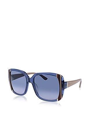 Ferragamo Sonnenbrille 672S_414 (56 mm) blau