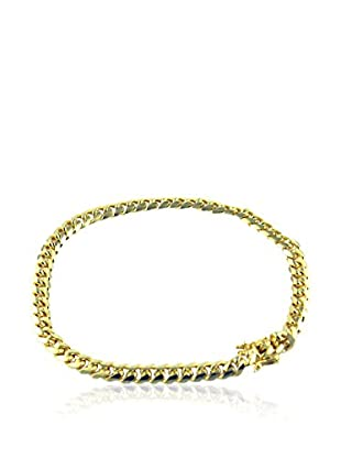 Blackjack Jewelry Armband FGMG15085 vergoldetes Silber 18 Karat