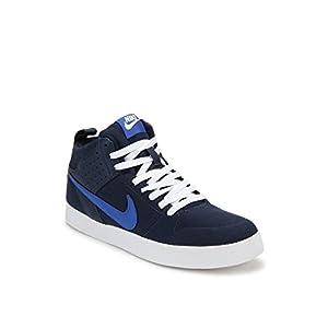 Liteforce Iii Mid Navy Blue Sneakers