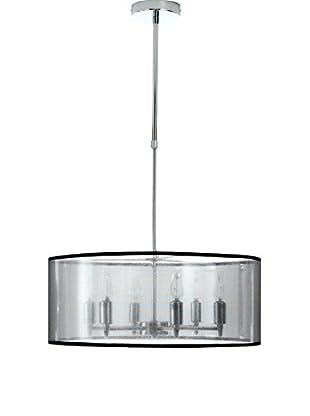 Contemporary Lighting Lámpara De Suspensión Elizabeth Plata