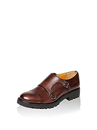 BRITISH PASSPORT Zapatos Monkstrap Toe Cap