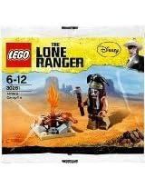 Lego Lone Ranger Tonto's Campfire