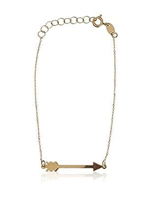 RHAPSODY Armband Arrow 18 Karat (750) Gelbgold