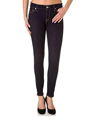 7 for all Mankind Jeans Skinny (Dunkelblau)