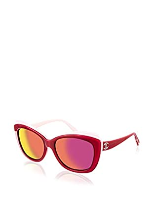 Just Cavalli Sonnenbrille JC565S_68Z (54 mm) rosa/rot