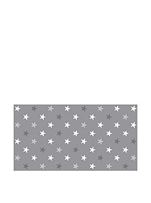Ambiance Sticker Vinyl-Teppich Gray Stars