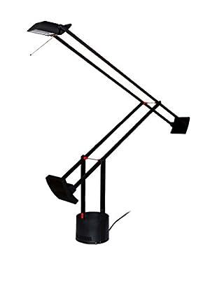 Artemide Tischlampe Tizio Led A009210 schwarz H max 119 cm - L max 108cm CM