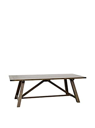 Tottenham Court Echo Dining Table, Walnut