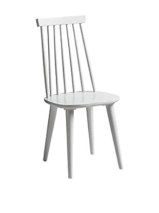 Premier Houseware  Stuhl 4er Set 2404173 weiß