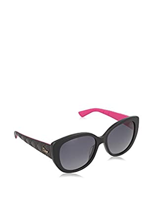 Christian Dior Gafas de Sol LADY1R HD_HZ9 (55 mm) Negro / Fucsia