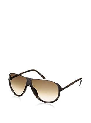 Givenchy Women's SGV462 Sunglasses, Shiny Gunmetal