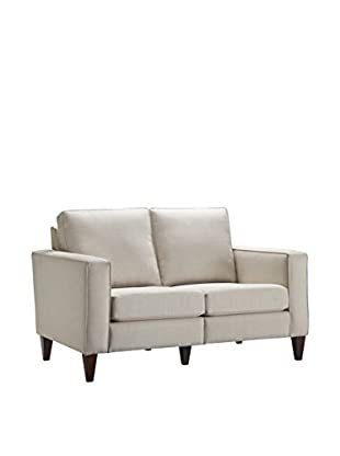 Homeware Parker Loveseat, Almond