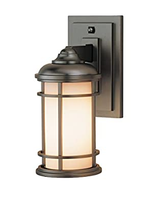 Feiss 1-Light Lighthouse, Burnished Bronze