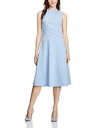 Nife Vestido Azul Claro L (EU 40)