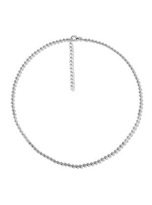 Nahla Jewels Kugelkette Sterling Silber