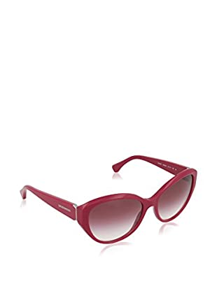 Emporio Armani Gafas de Sol 4037 52548H (57 mm) Rojo