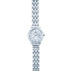 Timex Fashion Analog Silver Dial Women's Watch - J500