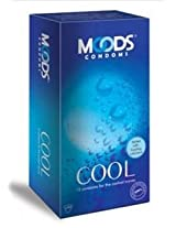Moods Cool - 12 Condoms (Pack of 3)