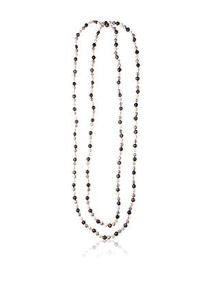 Pearl Addict Collar Gris / Blanco / Negro