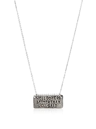 Alisa Michelle Well Done Necklace