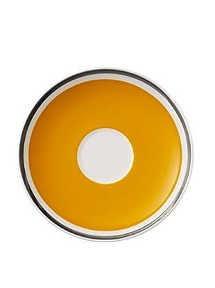 Villeroy & Boch Anmut My Colour A/D Cup Saucer, Orange/White
