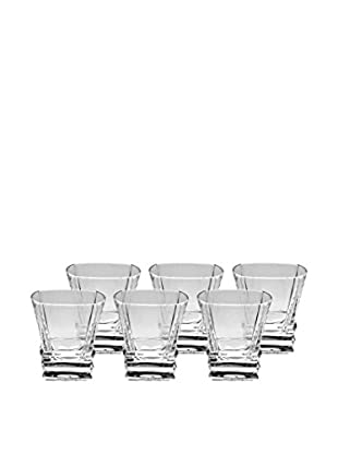 Ricci Set of 6 Elegante Double Old Fashioned Glasses