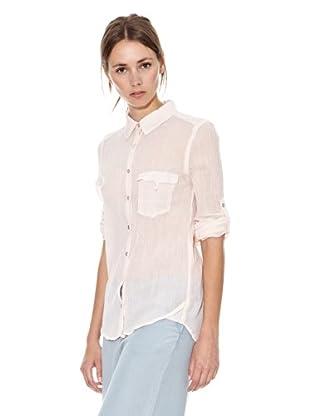 Mango Camisa Chemise (Rosa)