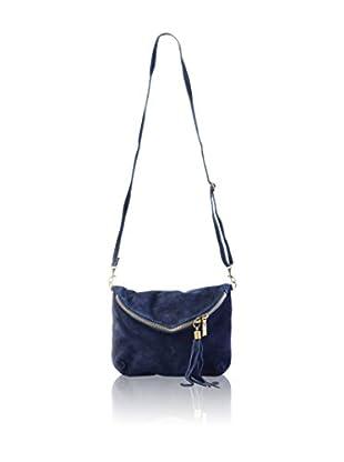 Carla Belotti Bandolera Handbag Juliette Bleu