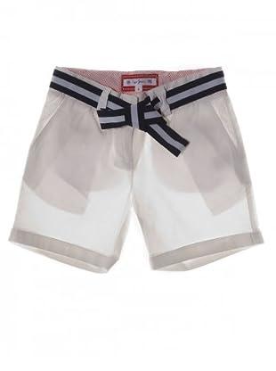 Pepe Jeans Kids Kurzehose Bina (Weiß)